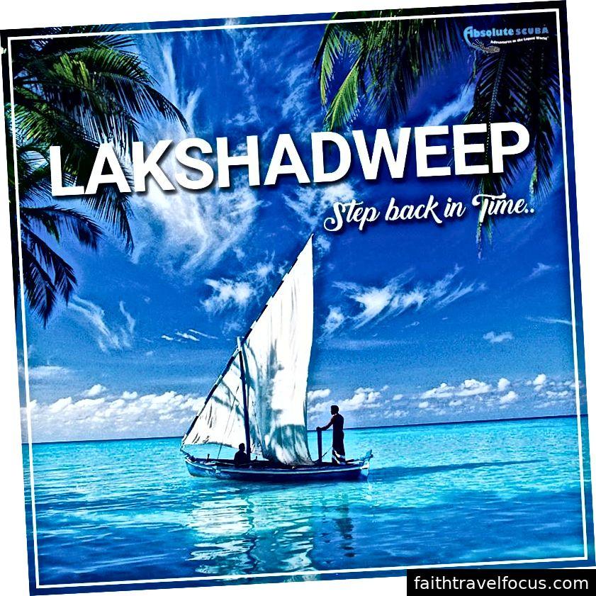 Đầm phá Aquamarine thuộc quần đảo Lakshadweep