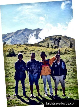 Núi Merbabu năm 2014