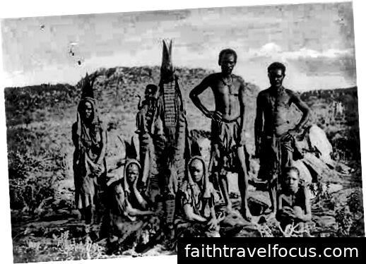 Thành viên bộ lạc Herero