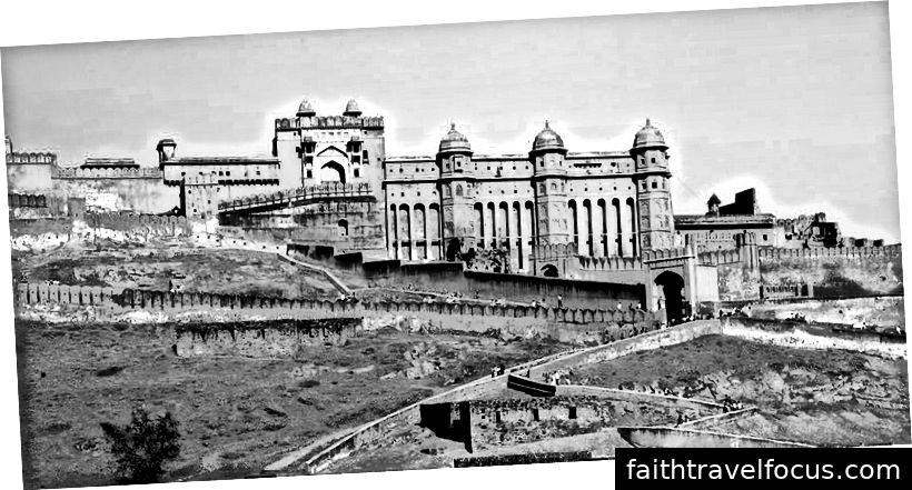 Amber Fort Rajasthan