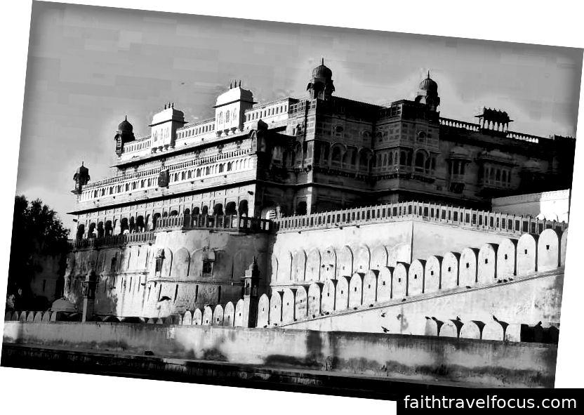 Pháo đài Junagarh, bikaner, Rajasthan