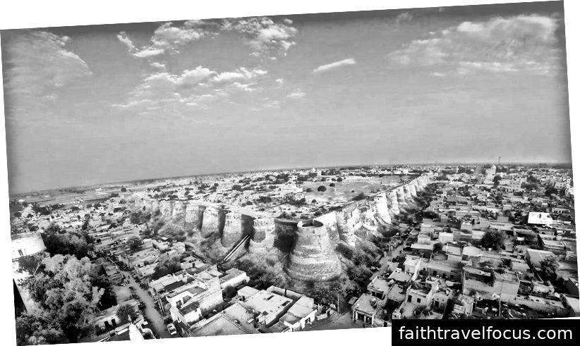 Pháo đài Bhatner, Hanumangarh - Rajasthan