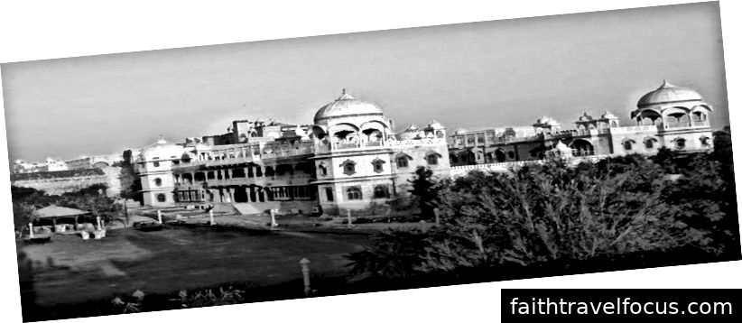 Pháo đài Khimsar, Jodhpur - Rajasthan