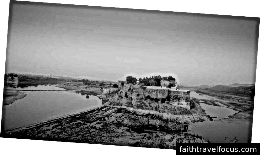 Pháo đài Gagron, Gagron - Rajasthan