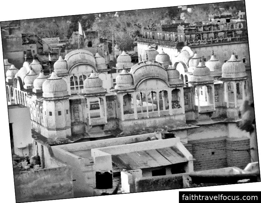 Pháo đài Mandawa, Shekhawati - Rajasthan