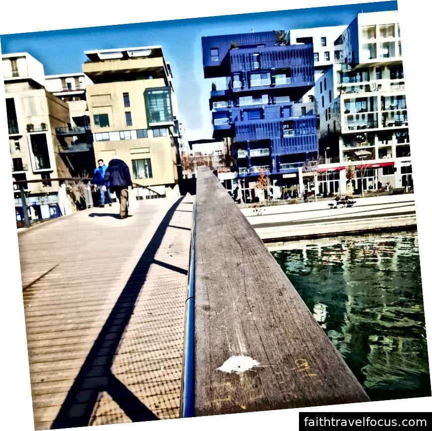 Lyon có kiến trúc đẹp, hiện đại và những khu phố dễ chịu