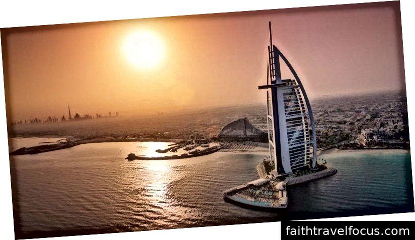 Burj-Al-Arab | www.tripoto.com