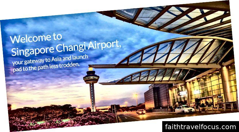 Sân bay quốc tế Changi | www.tripoto.com