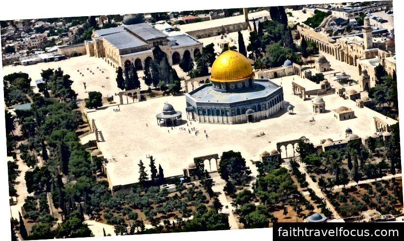 Núi Đền Jerusalem | www.tripoto.com