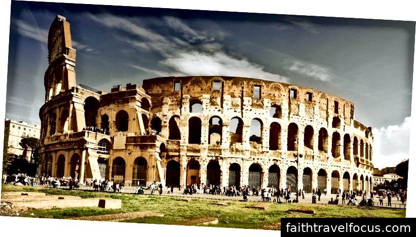 Rome, Ý cho đấu trường La Mã | www.tripoto.com