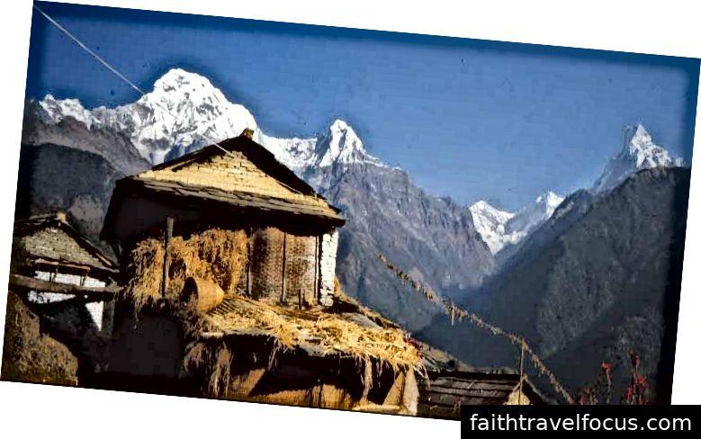 Chuyến đi Annapurna Nepal