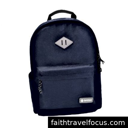 Một cái nhìn phía trước trên túi tomtoc