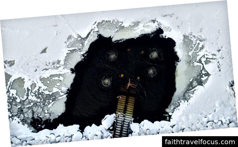 Sẵn sàng để ngâm mình trong vùng nước lạnh giá của Biển Baltic? Trở về với thiên nhiên với truyền thống lâu đời của Phần Lan này.