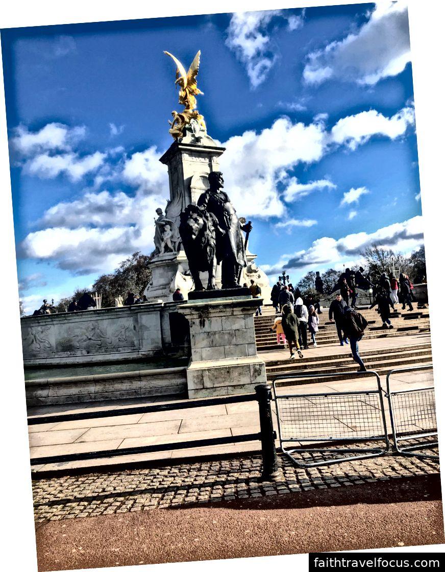 Điểm tham quan của London và Westminster