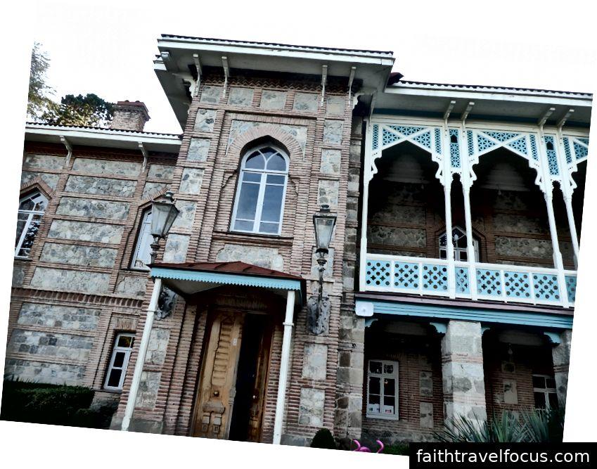 Bảo tàng và Nhà ở Tsinandali