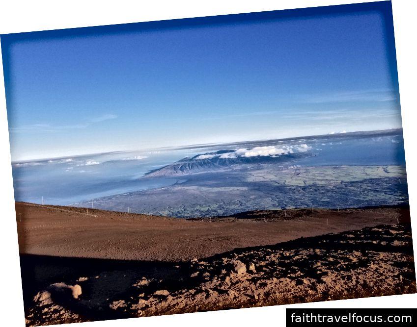 Nhìn về phía tây Maui - ảnh của tôi