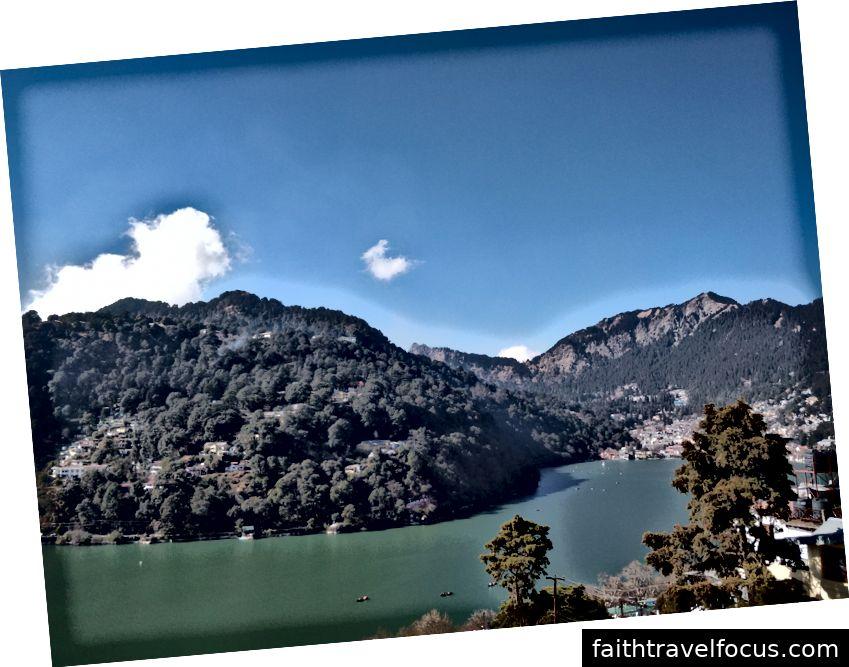 Hồ Nainital tuyệt đẹp