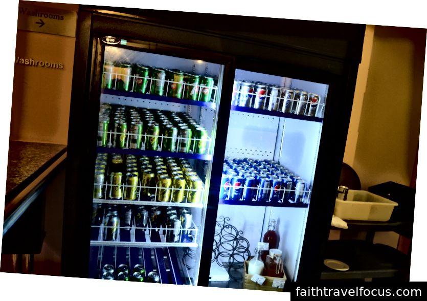 Soda tủ lạnh