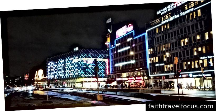 Đường phố Copenhagen