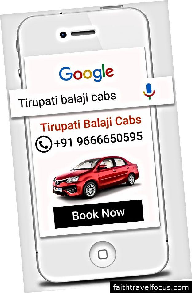 Du lịch ở Tirupati