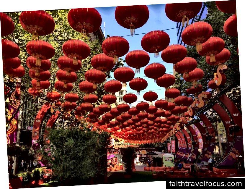 Trung Quốc trang trí năm mới