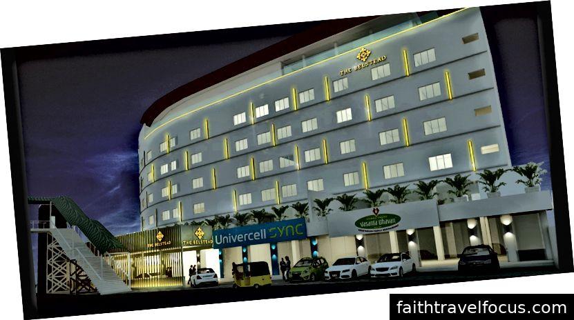 Khách sạn sao ở changu - The Belstead