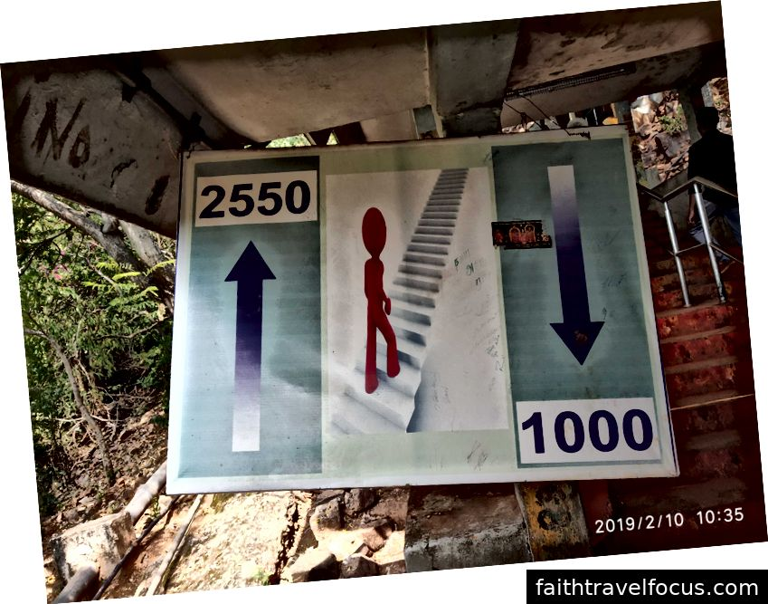 1000 bước
