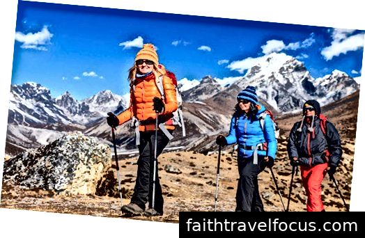 Trek đến Everest Base Camp