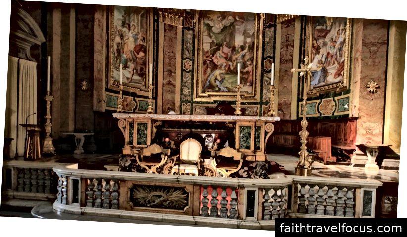 Santi Giovanni e Paolo, Roma