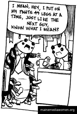 Tegneserie sex vits